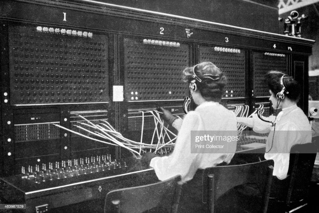 60 top telephone switchboard