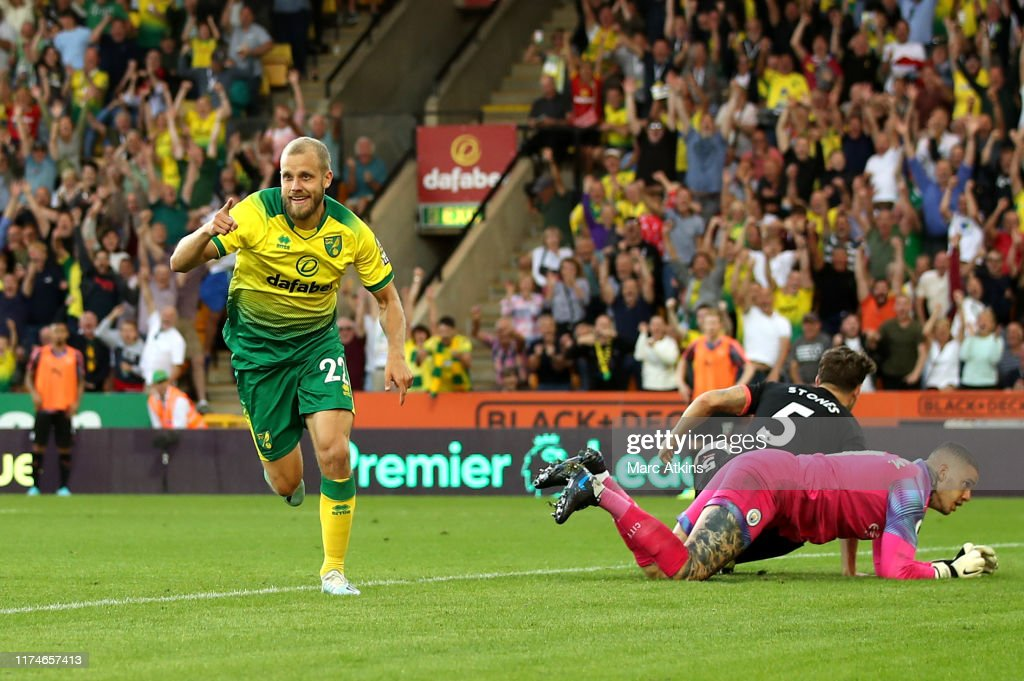 World S Best Norwich Manchester City Stock Pictures