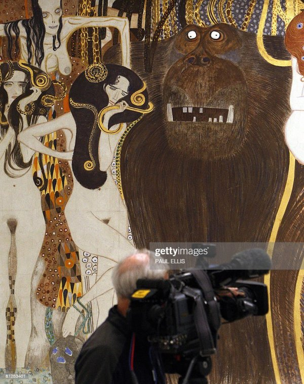 Gustav Klimt Getty