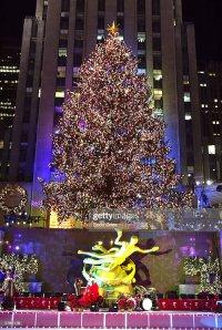 When Is The Rockefeller Tree Lighting & Gallery Of ...