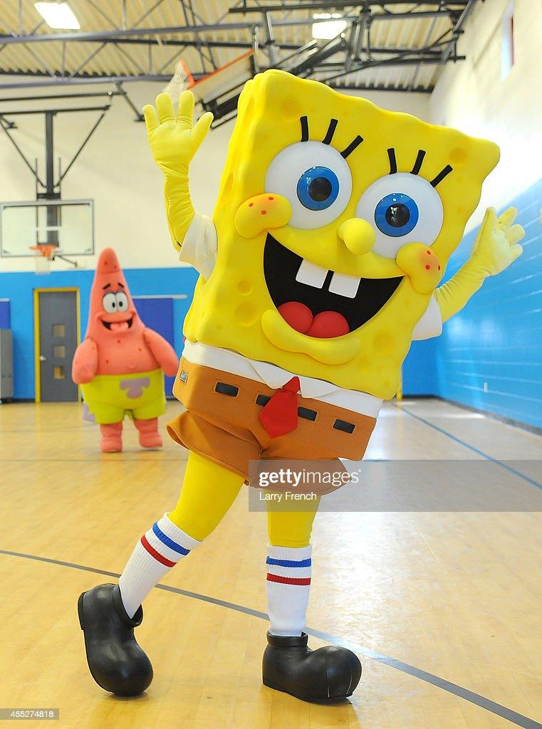 Spongebob A Day At The Beach : spongebob, beach, SpongeBob, SquarePants, Nickelodeon's, World, Wide..., Photo, Getty, Images