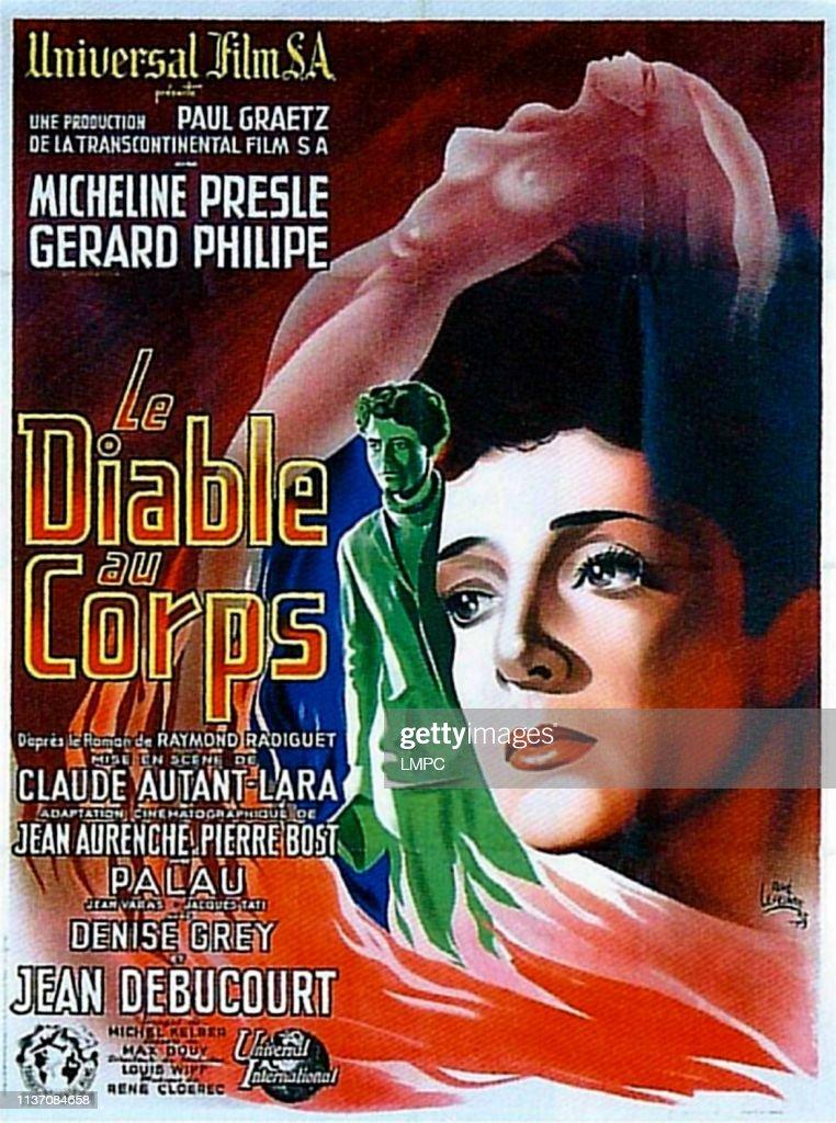 Le Diable Au Corps Film 1986 : diable, corps, Diable, Corps, Photos, Premium, Pictures, Getty, Images