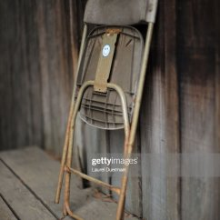 Folding Chair Emoji Covers Hire Birmingham The On Stock Photo Getty Images