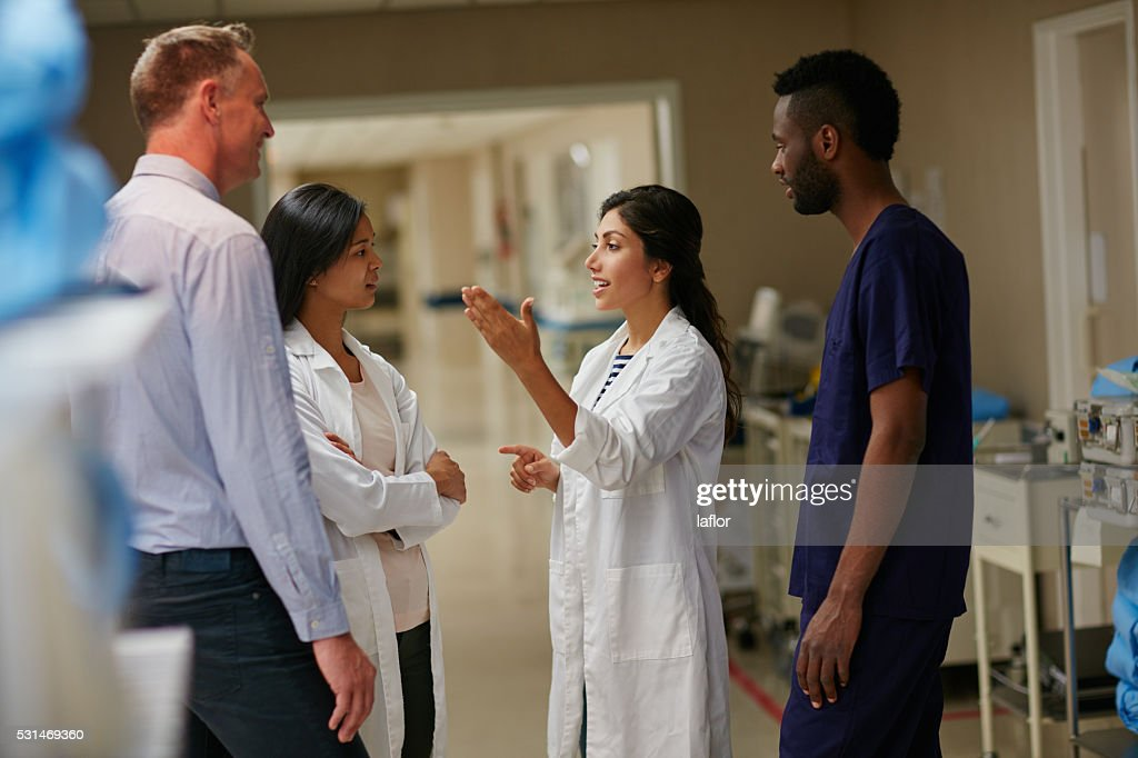 Candid Doctor Stock Photos and Pictures  Getty Images