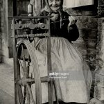 This Old Spinning Wheel Hasn T Made The Parlor Grade Yet But Is In News Photo Getty Images