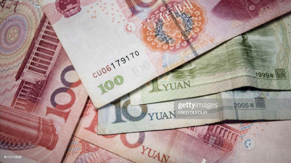 100 Yuan Note Imagens e fotografias de stock - Getty Images