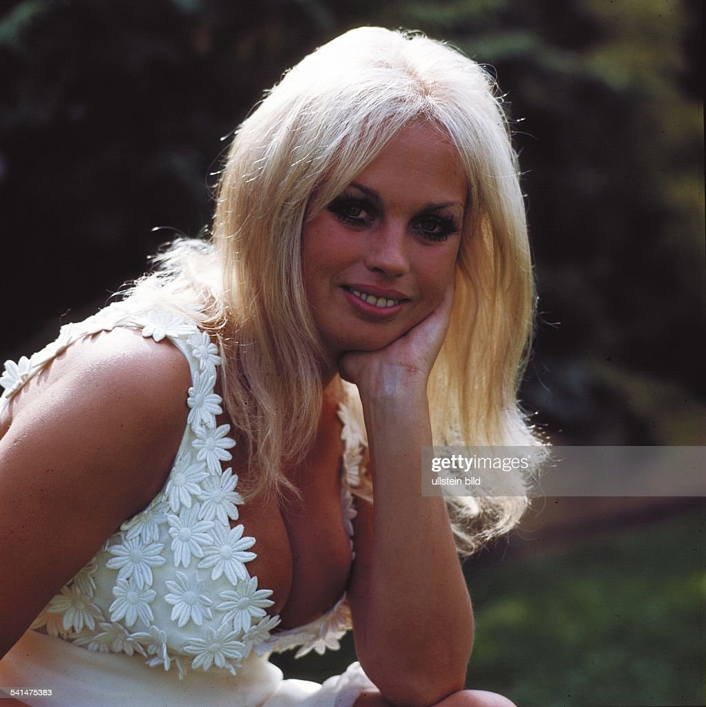 Barbara Valentin Stock Photos and Pictures  Getty Images