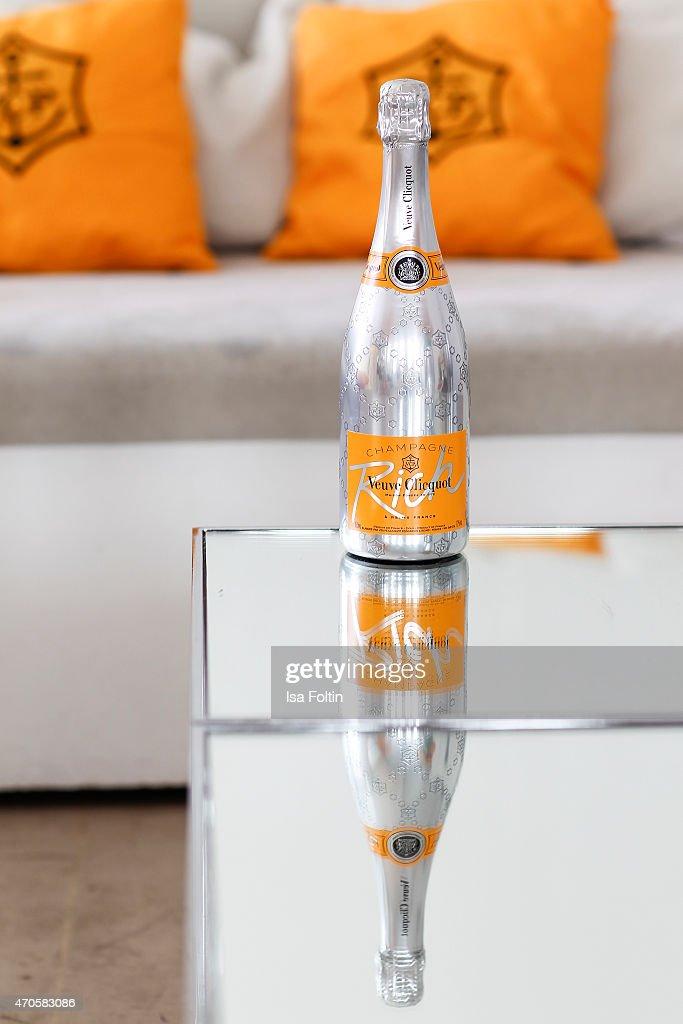 https www gettyimages com detail news photo veuve clicquot rich bottle during the launch event on april news photo 470583086