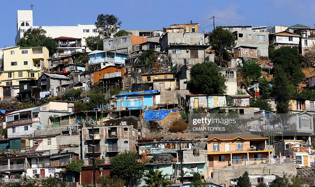 Mexico Slums Stock Photos and Pictures Getty Images