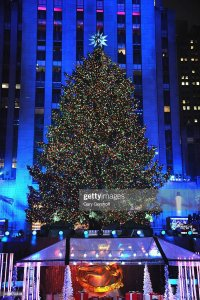 83rd Rockefeller Center Tree Lighting 2015 | Getty Images