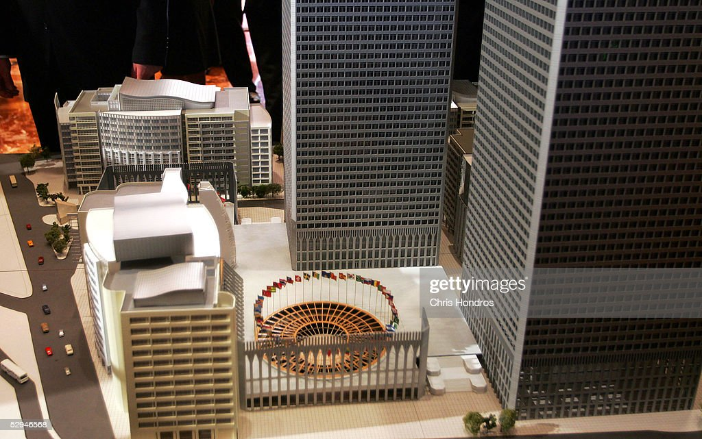 Donald Trump Presents New Proposal For World Trade Center