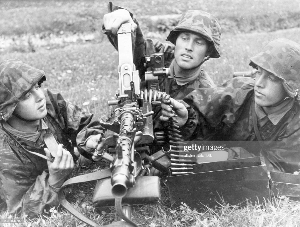 Waffen Ss Stock Photos And Pictures