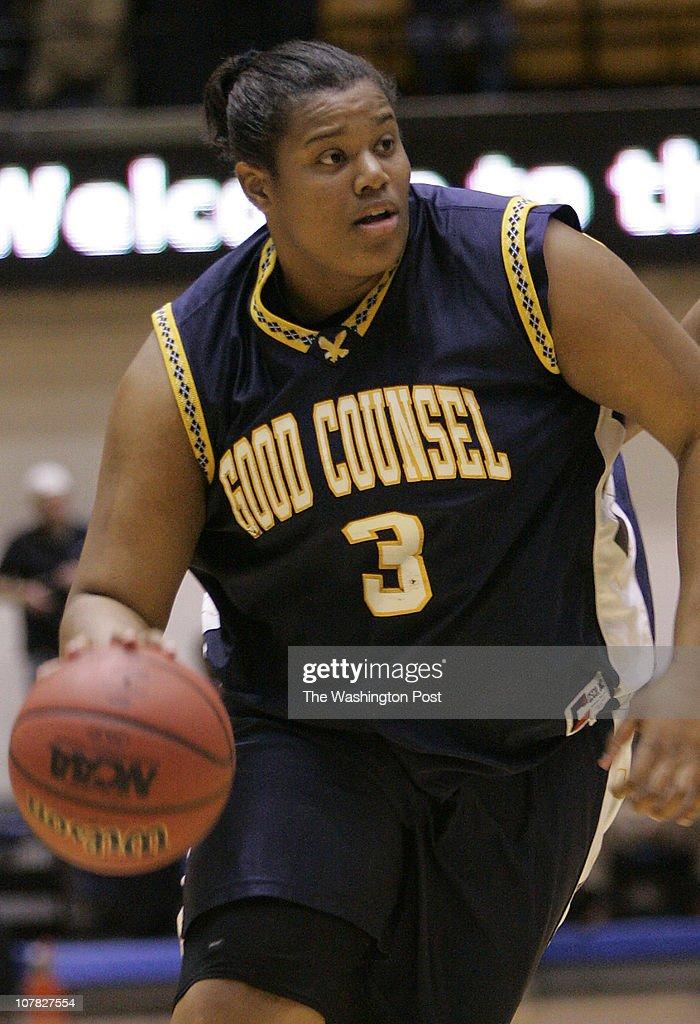Washington Dc 2006 City Title Basketball Games At The