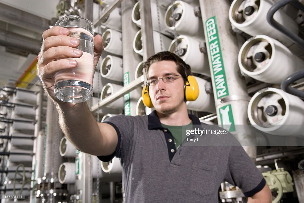 Water Purification Technician Cover Letter