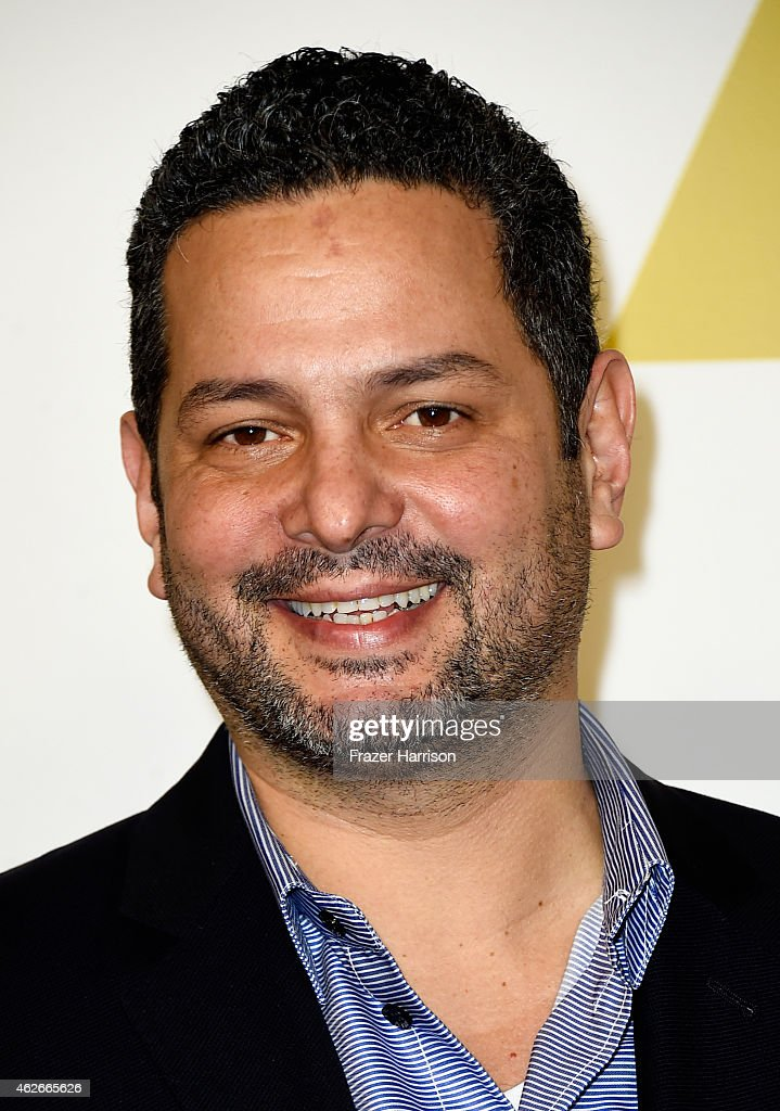 Writer Alexander Dinelaris attends the 87th Annual Academy Awards... News Photo - Getty Images