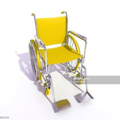 Yellow Wheelchair Helinox One Chair Stock Photo Getty Images
