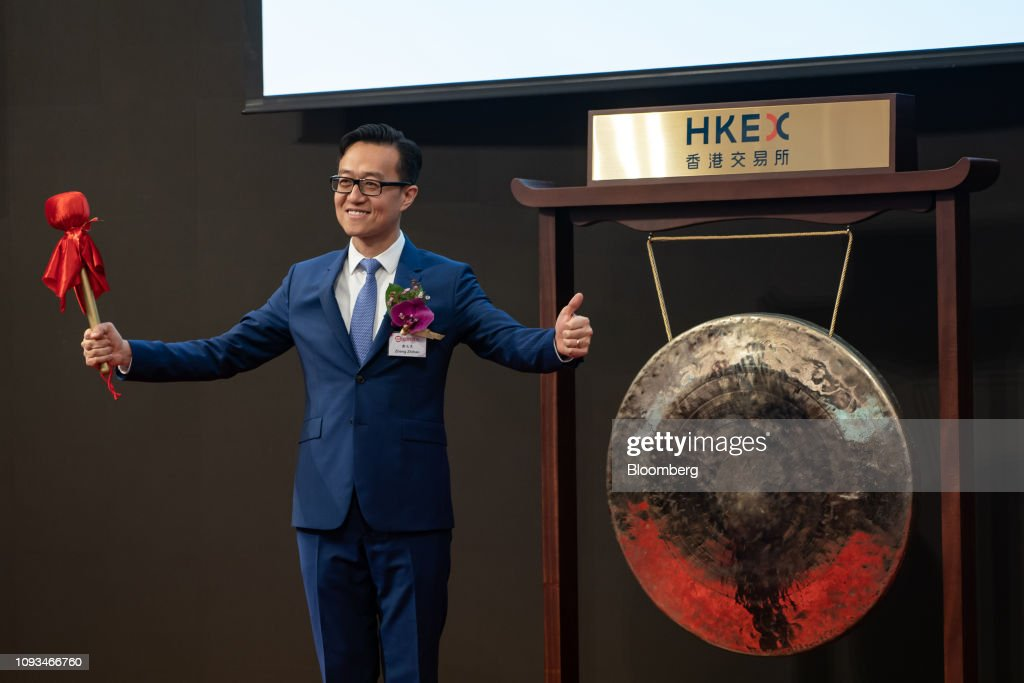 Zheng Zhihao. chief executive officer of Maoyan Entertainment. poses... News Photo - Getty Images