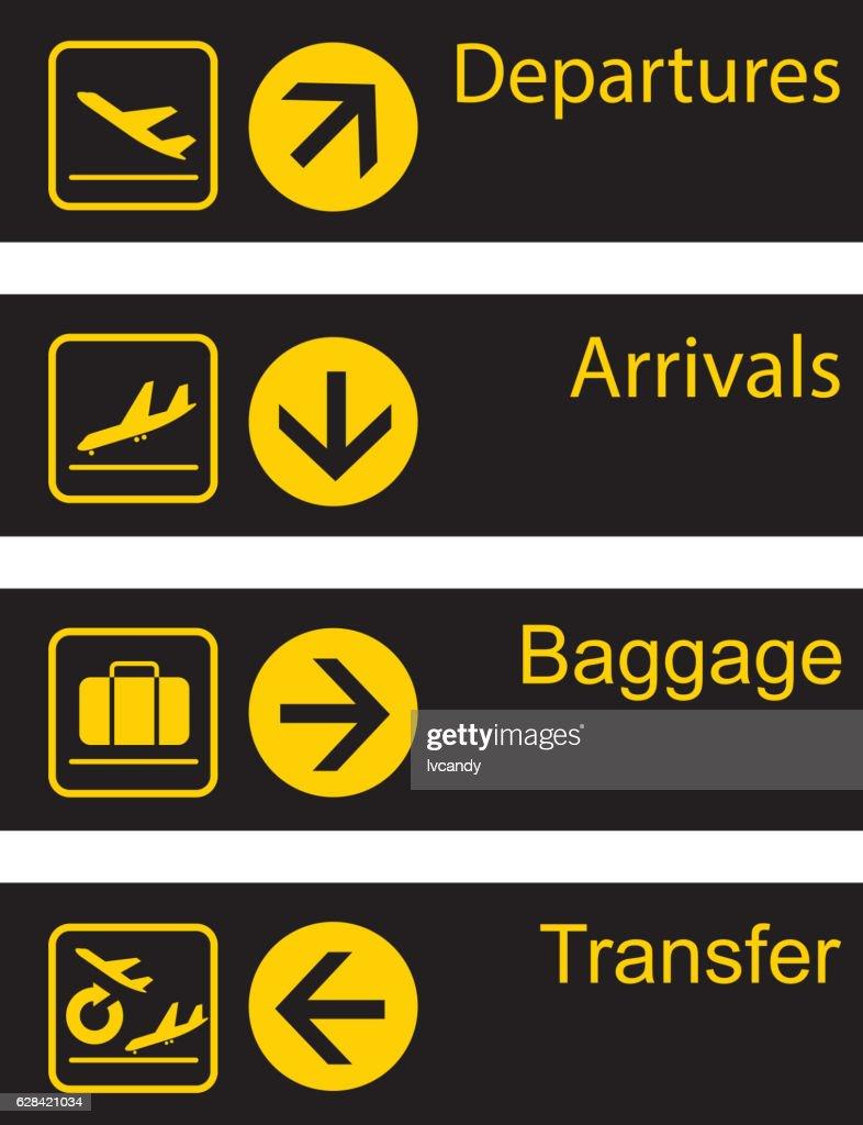 60 top arrival departure