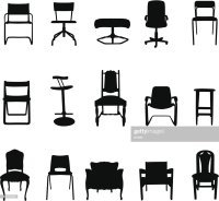 Office Chair Vector Art And Graphics | Getty Images