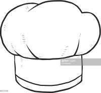 Chef Hat Clipart vectoriel
