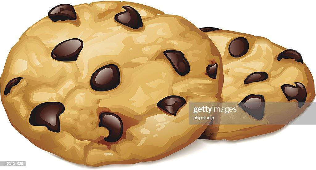 top cookie stock illustrations