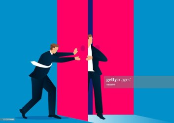 595 Closed Door High Res Illustrations Getty Images