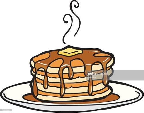 small resolution of delicious dripping pancakes
