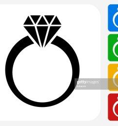 diamond ring icon flat graphic design [ 1024 x 808 Pixel ]