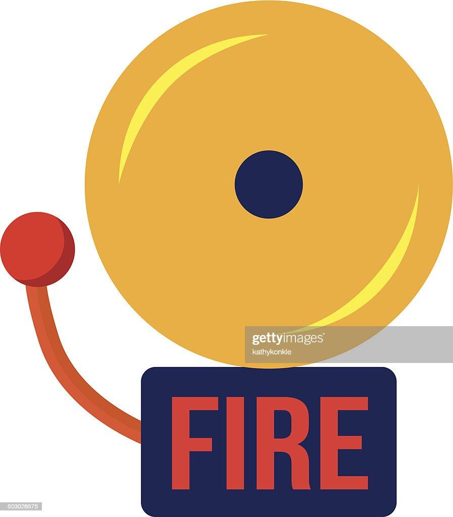 hight resolution of fire alarm