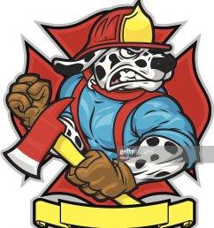 firefighter dog [ 905 x 1024 Pixel ]