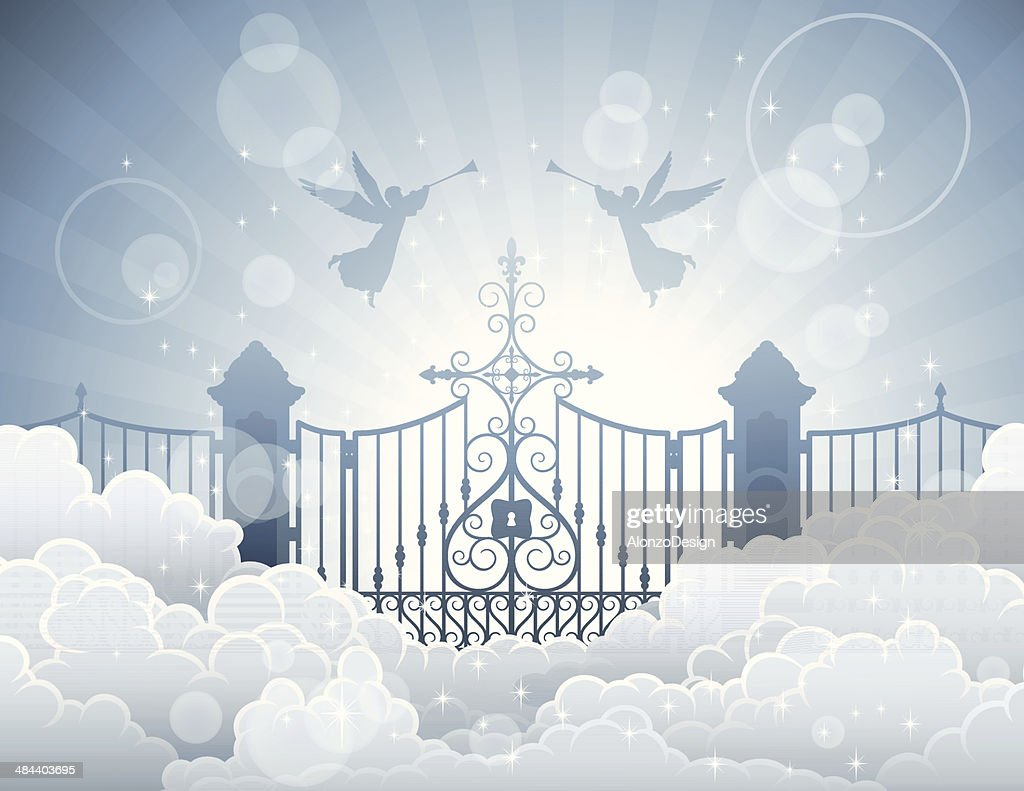 hight resolution of gates of heaven