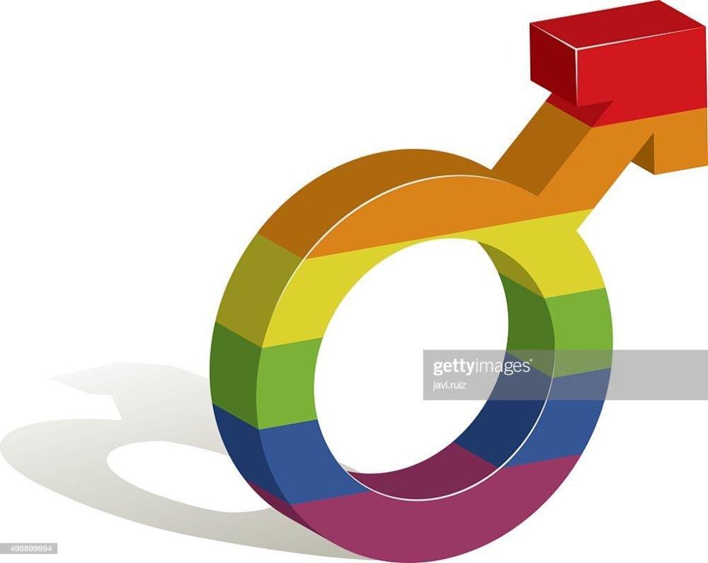 medium resolution of symbole gay clipart vectoriel