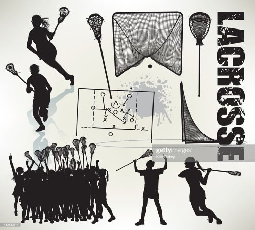 small resolution of girls lacrosse sports equipment