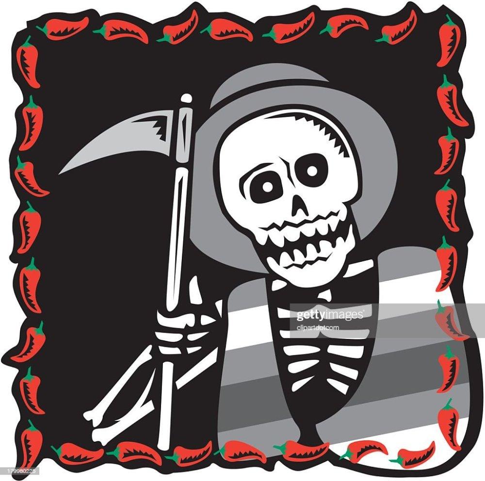 medium resolution of grim reaper vector art