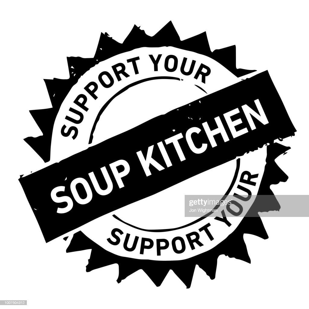 Top Soup Kitchen Stock Illustrations Clip art Cartoons