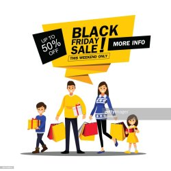 Happy Family Shopping Cartoons Character High Res Vector Graphic Getty Images