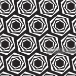 Hexagons Struktur Nahtlose Geometrische Muster Vektor Kunst Stock Illustration Getty Images