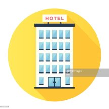 Hotel Icon Vector Art Getty