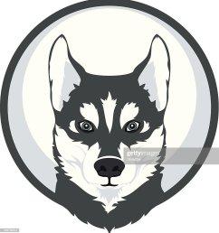 husky mascot [ 945 x 1024 Pixel ]