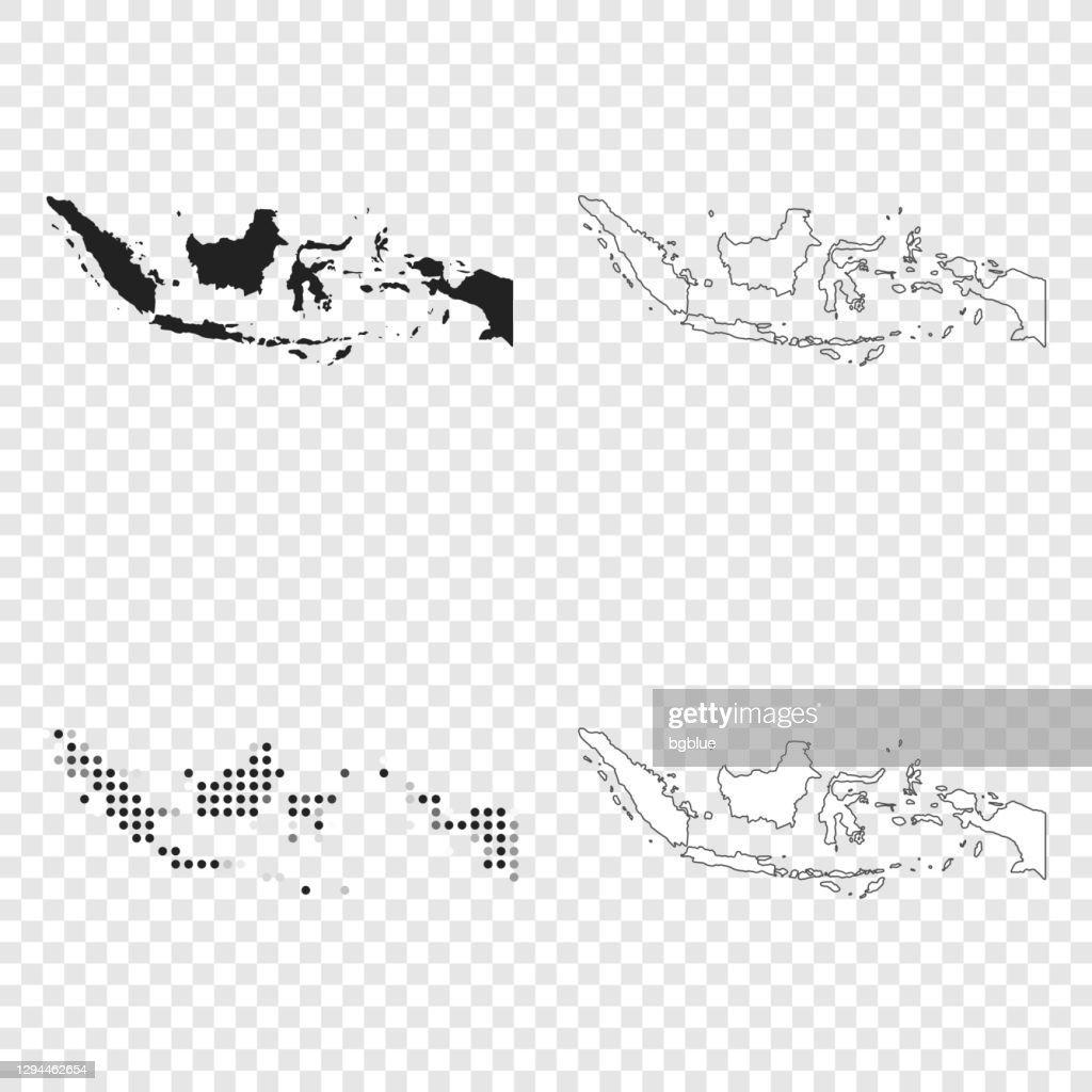 Contoh gambar peta indonesia animasi. 1 357 Indonesia Map High Res Illustrations Getty Images