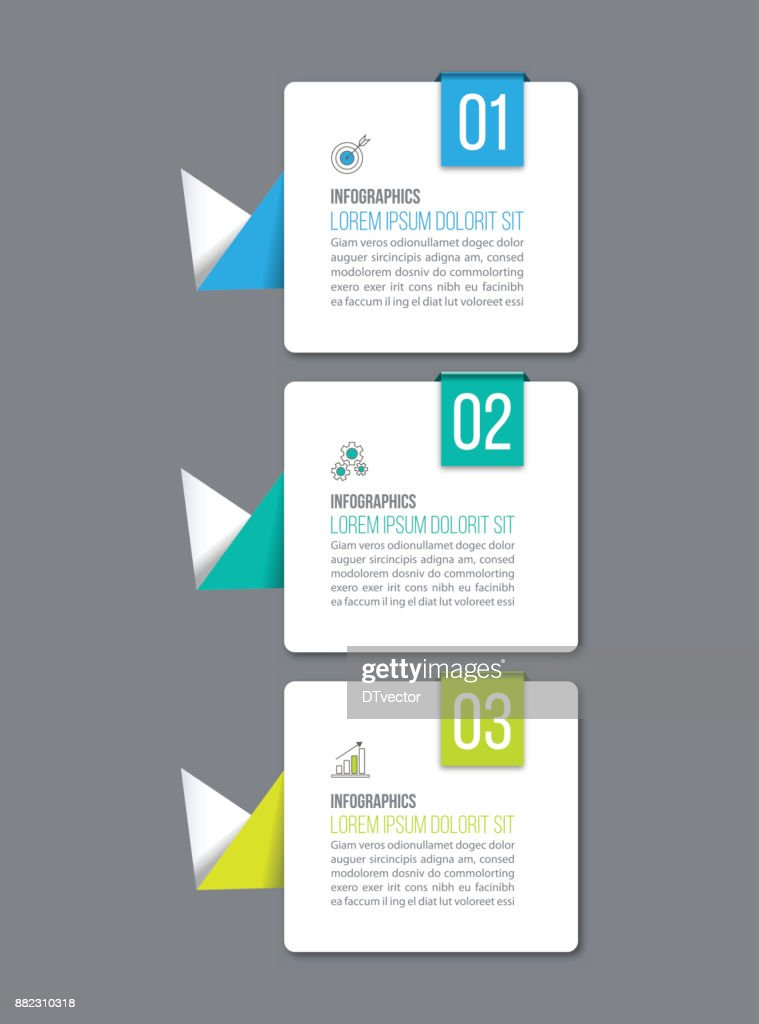 infographics design template creative