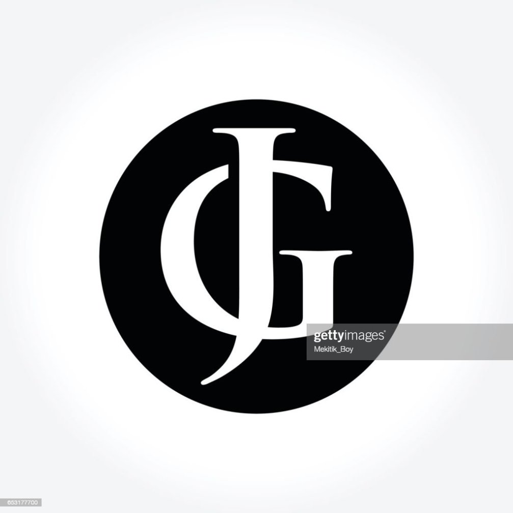 letter j and g