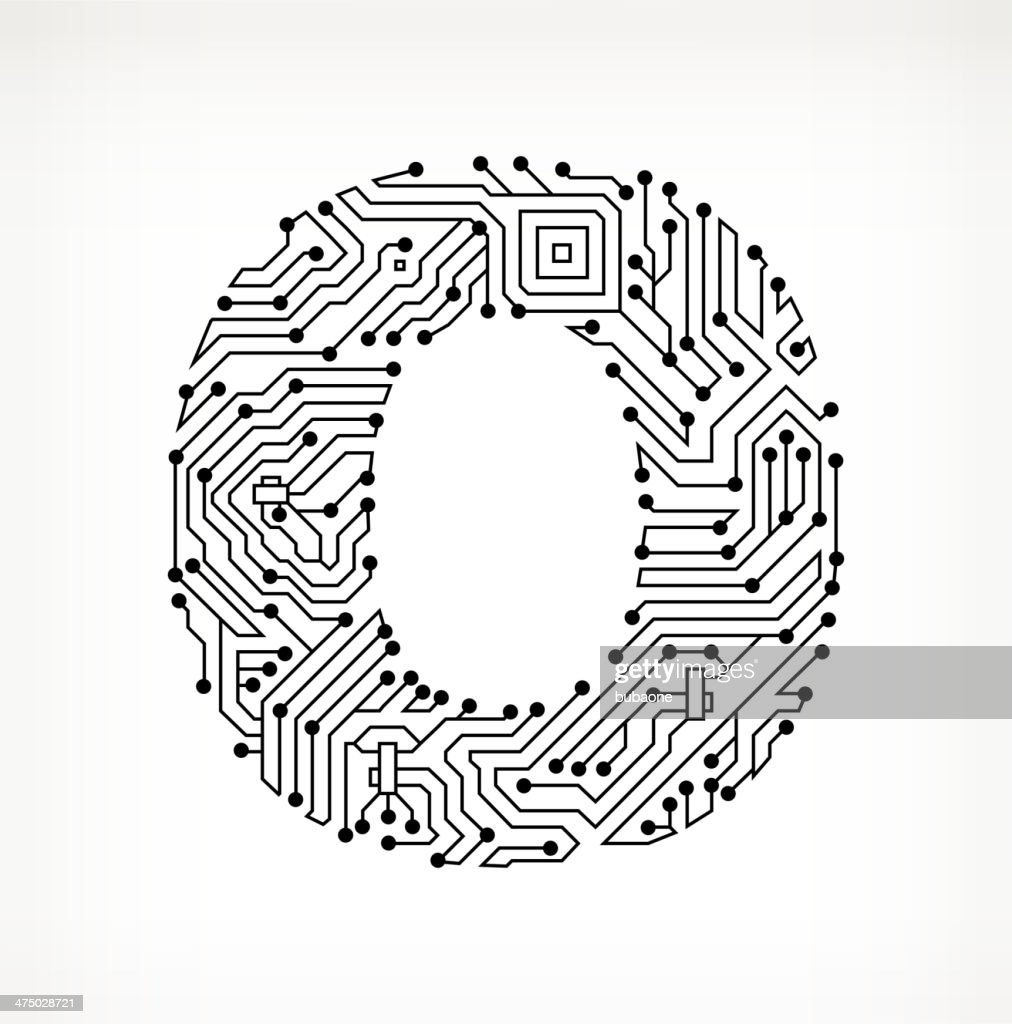 old electronic circuit board royalty stock image image
