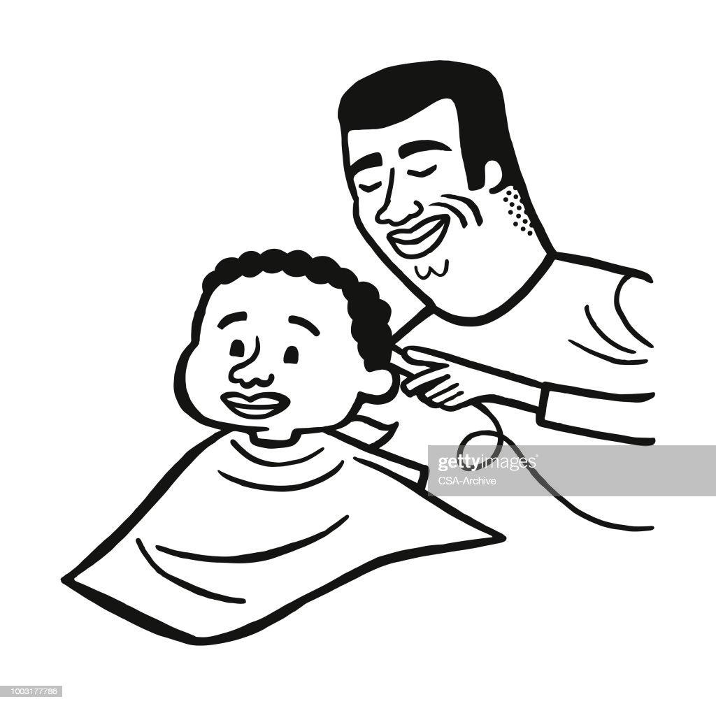 world's barber stock