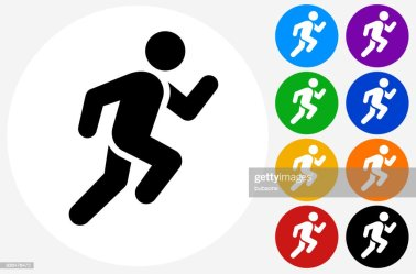 4 572 Jogging High Res Illustrations Getty Images