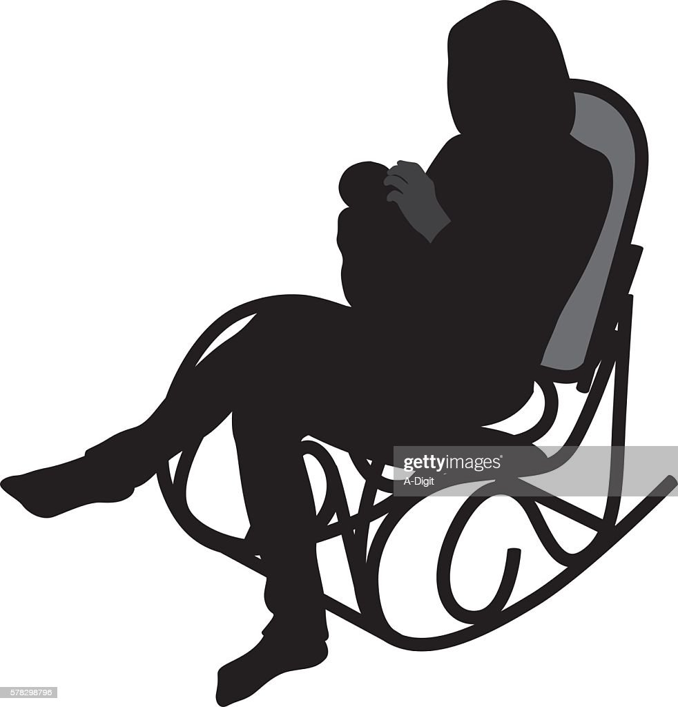 Rocking Chair Stock Illustrations And Cartoons  Getty Images