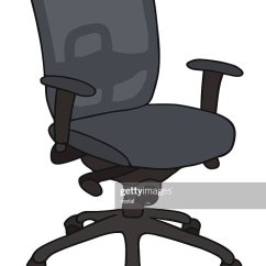 Office Chair Vector Wainscoting Rail Art Getty Images