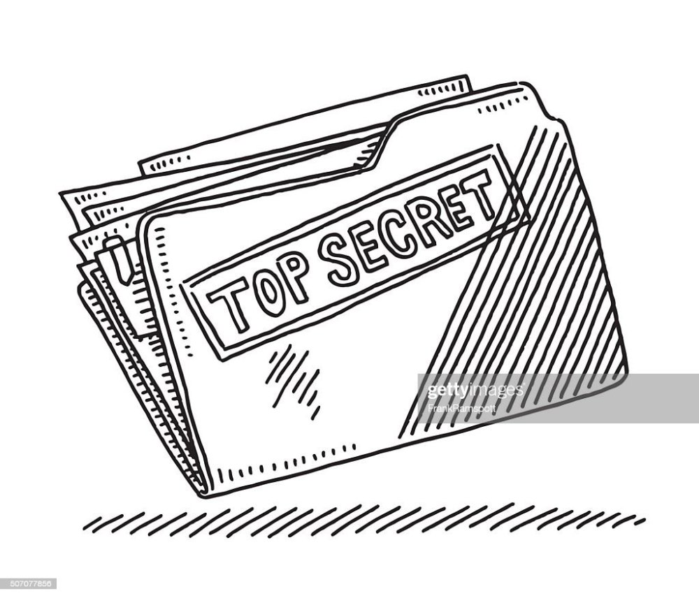 medium resolution of office file folder top secret documents drawing