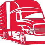 1 990 Semi Truck High Res Illustrations Getty Images