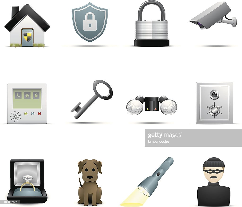 Security Alarm Web Query